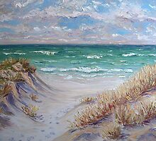 Dune Grass II by Claudia Hansen