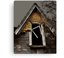 Broken and Alone Canvas Print