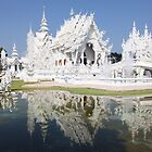 White Palace Chiang Rai by Janette Anderson