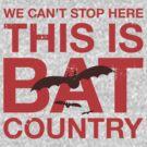 Bat Country by akiro