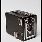 Kodak Brownie Target six-20 by Robert Douglas