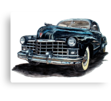 1947 Cadillac Canvas Print