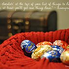 [Live, Laugh, Love] For the love of chocolate...  by AuroraPhoto