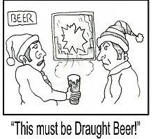 Funny Pub Cartoon. by Grant Wilson