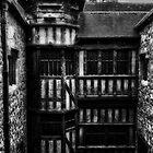 Interior Courtyard, Leeds castle by ElsieBell