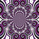 Royal Swirls by Charldia