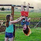 "Girls ""Life on the Farm"" by Jennifer  Arganbright"