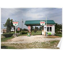 Route 66 - Paris Springs, Missouri Poster
