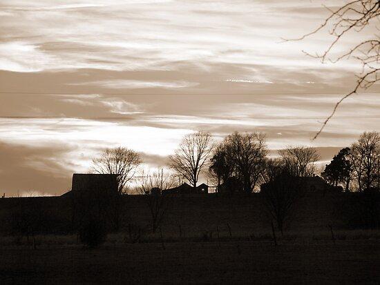 Old Fashioned Landscape Photogrpahy by Jennifer  Arganbright