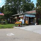 Route 66 - Eisler Brothers Old Riverton Store by Frank Romeo