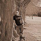 Franklin Park in Prairie Village Kansas by Jennifer  Arganbright