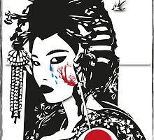 Help Us, Help Japan (White Version) by Christina Rodriguez