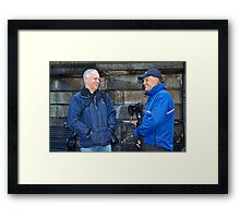 Happiness is............. Framed Print