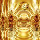 Throneroom Glory: Golden Splendor by lillis