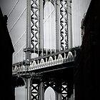 Manhattan Bridge by ekmarinelli
