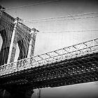 Brooklyn Bridge by ekmarinelli