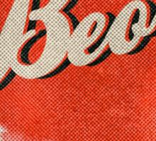 Beoir Sticker