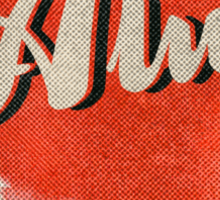 Alus Sticker