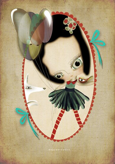 Once upon a time a doll by Ruth Fitta-Schulz
