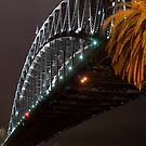 Under the Harbour Bridge by JeniNagy