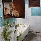 Abandoned Bathroom - Mandeville, Jamaica by Allie Ludvigson