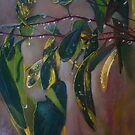 &#x27;Just Leaves&#x27; by Lynda Robinson