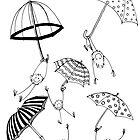 It's Raining Foozballs  by joannarne