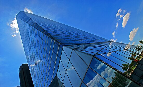 Madrid Tower CTBA - Torre de Cristal by DavidGutierrez