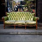 vintage sofa by Tony Day