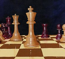 Your Move by Yvonne Carter
