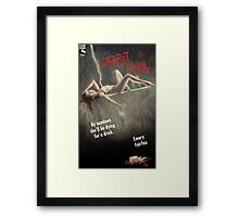 A Thirst to Kill Framed Print