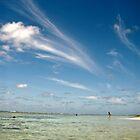 Cirrus Cloud - Lady Elliot Island  by AmyLee2694
