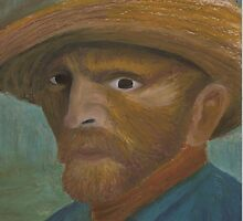 Vincent van Gogh by Chris-Cox
