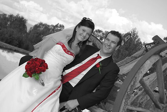 The Newly Weds- Ryan and Jody by MissyD