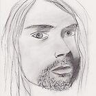 Kurt Cobain by signaturelaurel