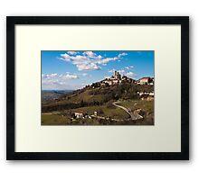 Rochetta Palafea Framed Print