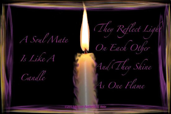 Soul Mate by DreamCatcher/ Kyrah Barbette L Hale