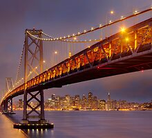 A Passage To San Francisco by salim madjd