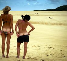 Beach Bums by loulouchilds