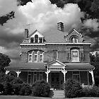 brick house by Sandy Taylor