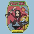 """Billy Kong"" -  nerdy gamer tee by J PH"