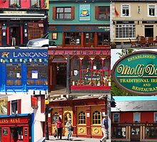 Just a few Irish bars by Ian Fegent