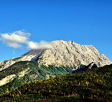 Mountain Watzmann 02. by Daidalos
