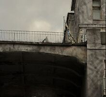 bridge. main street by Nikolay Semyonov
