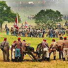 Gettysburg Civil War Reenactment - 2008 by ©  Paul W. Faust