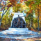 "Gettysburg Battlefield - ""Alabamiams"" Monument by ©  Paul W. Faust"