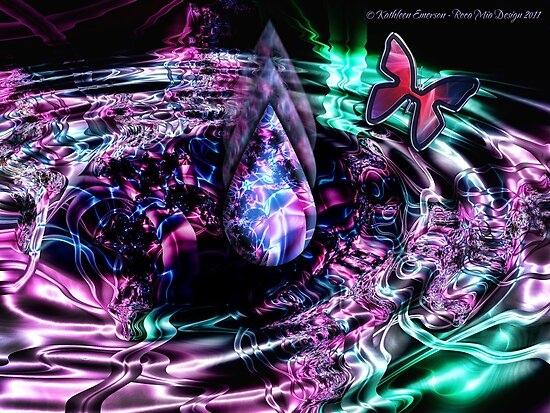 Butterfly Effect by rocamiadesign