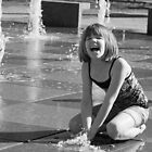 Fountains of Fun- Crown Center by Jennifer  Arganbright