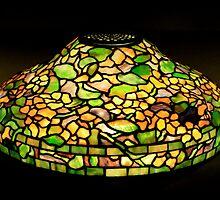 Tiffany Lamp by Thad Zajdowicz