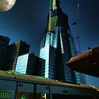 The Future, The Shard.... by ElsieBell